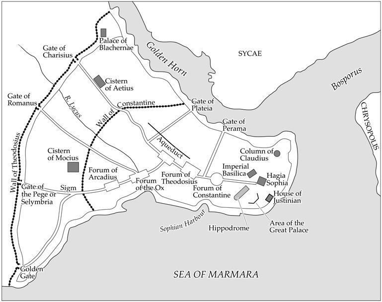 Constantinople 1066